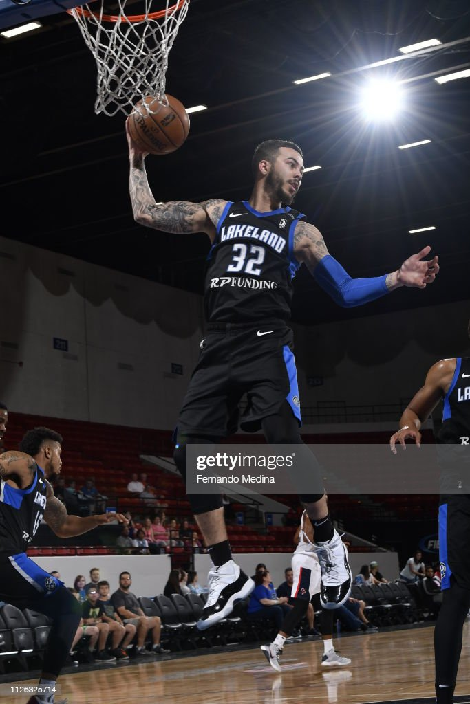 FL: Captial City Go-Go v Lakeland Magic