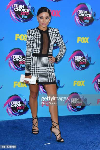 Gabi DeMartino attends the Teen Choice Awards 2017 at Galen Center on August 13 2017 in Los Angeles California