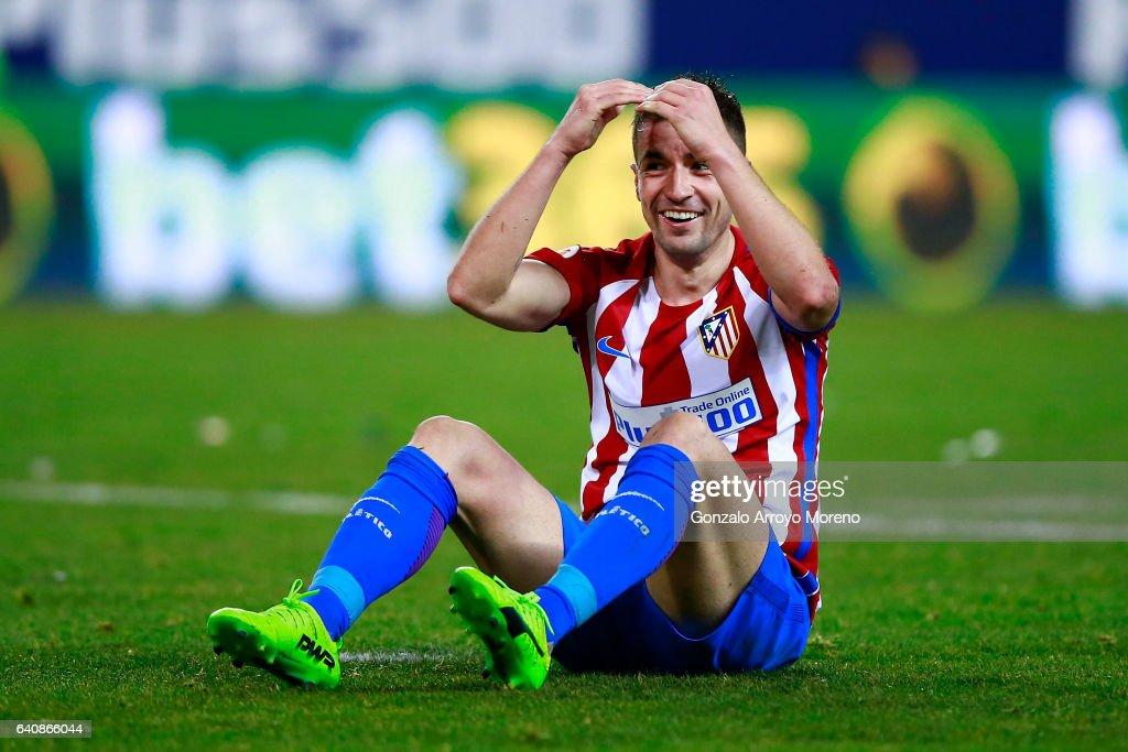 Atletico Madrid v FC Barcelona - Copa Del Rey Semi-final: First Leg