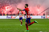 lyon france gabi atletico madrid celebrate