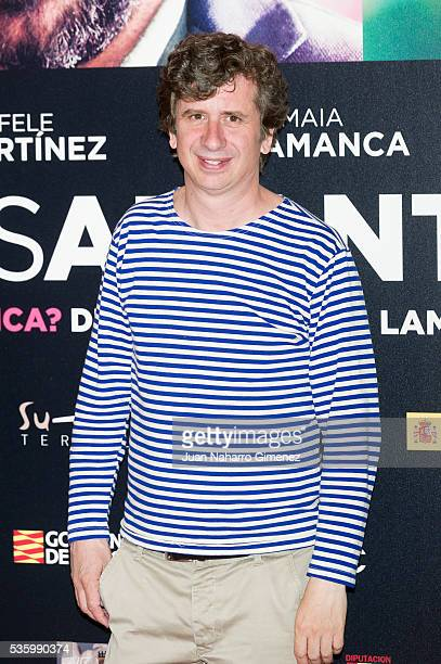 Gabino Diego attends 'Nuestros Amantes' photocall at Palafox Cinema on May 31 2016 in Madrid Spain