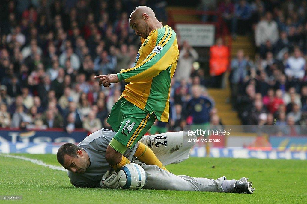 Crystal Palace v Norwich City : News Photo