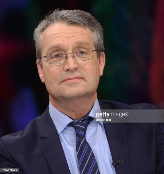 Gabor Steingart in der ZDFTalkshow maybrit illner am in Berlin Auf verlorenem Posten Scheitert Merkel an Europa