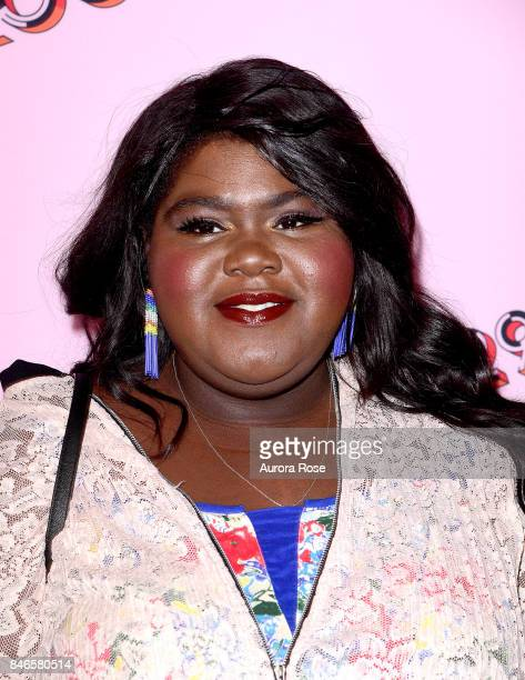 Gabourey Sidibe attends Refinery29's 29Rooms Turn It Into Art at 106 Wythe Ave on September 7 2017 in New York City