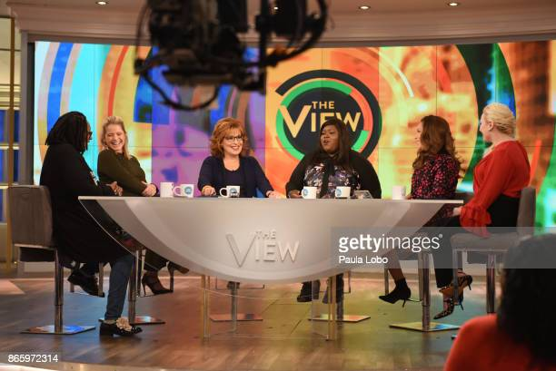 THE VIEW Gabourey Sidibe is the guest Tuesday October 24 2017 on ABC's 'The View' 'The View' airs MondayFriday on the ABC Television Network MCCAIN
