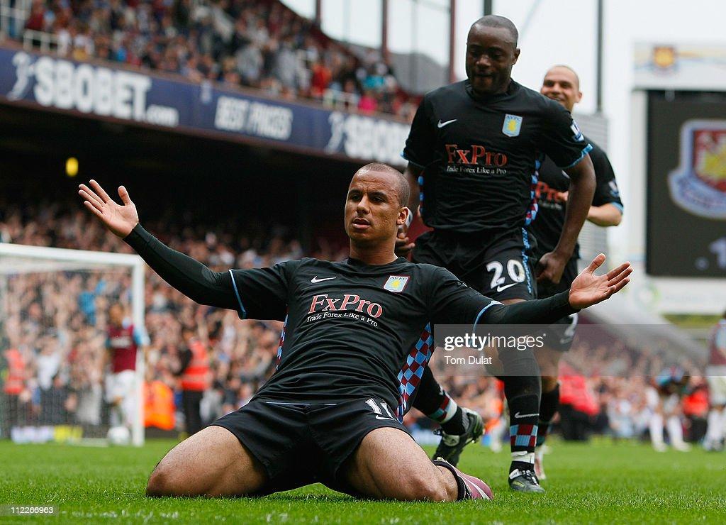 West Ham United v Aston Villa - Premier League