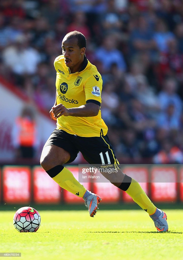A.F.C. Bournemouth v Aston Villa - Premier League : ニュース写真