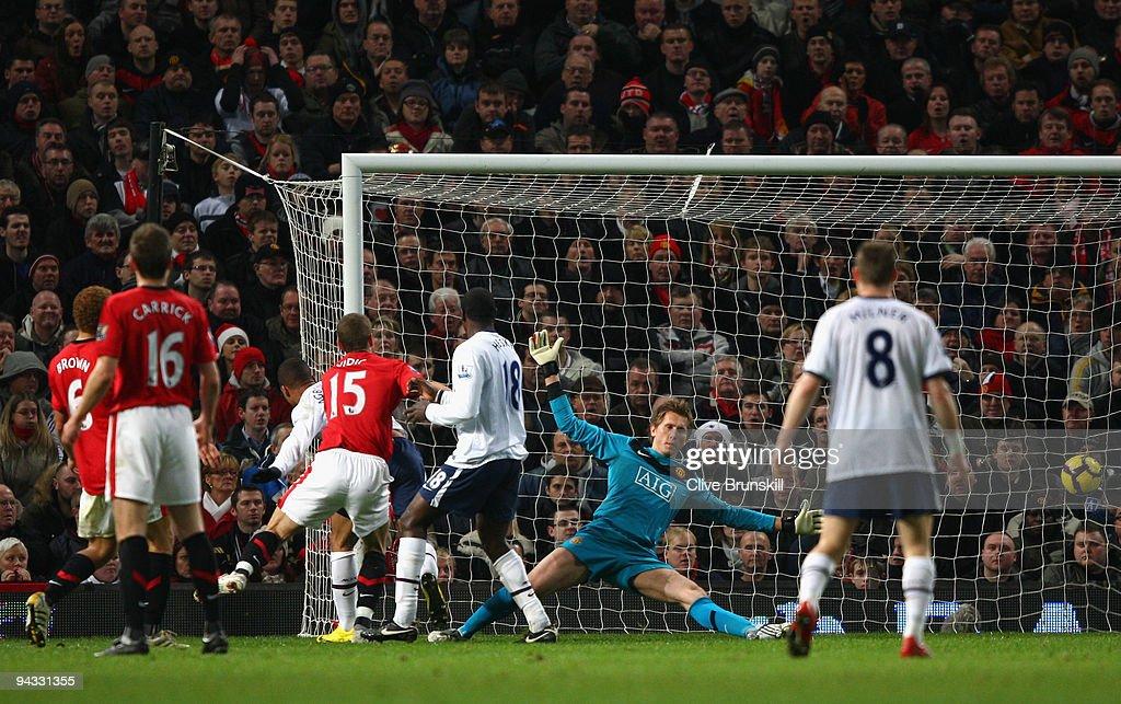Manchester United v Aston Villa - Premier League : News Photo