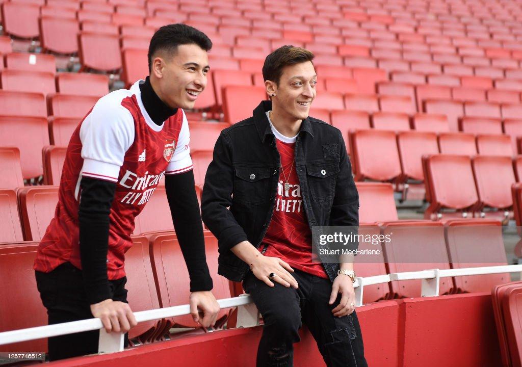 Arsenal Launch New Home Kit For 2020/21 Season : ニュース写真