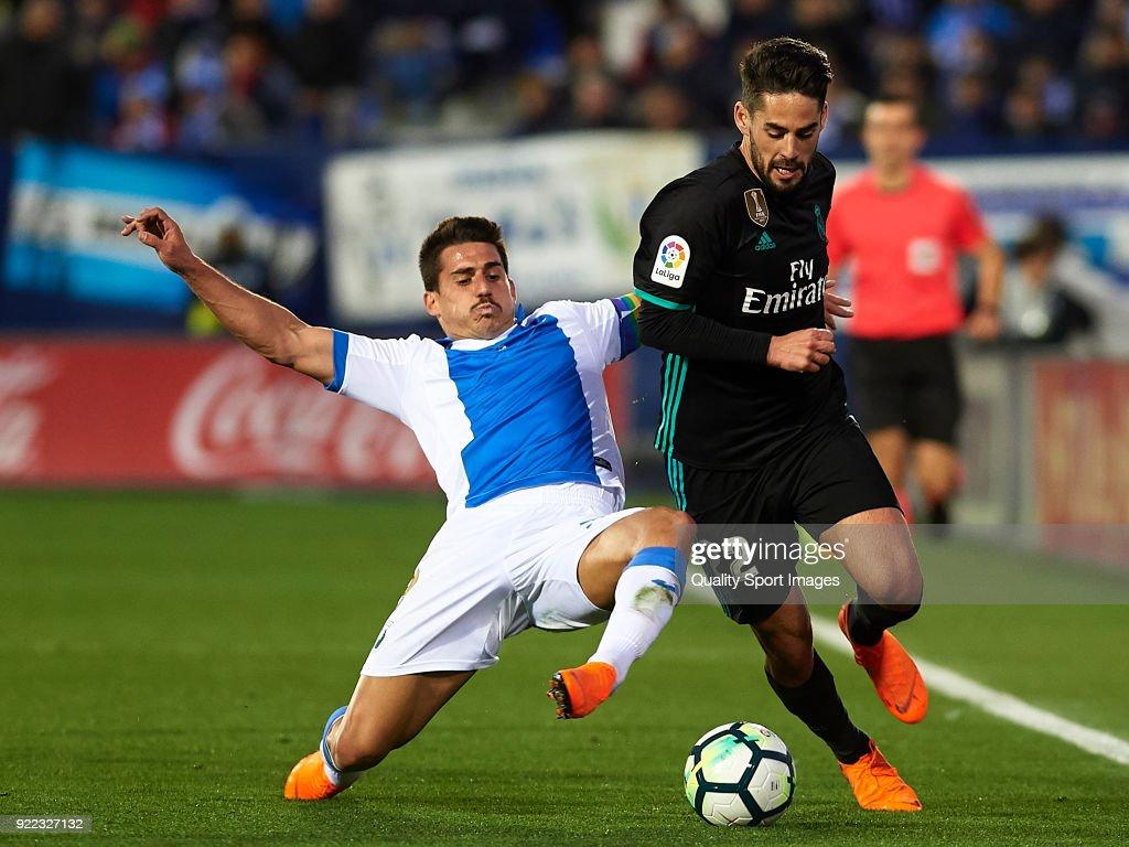 Leganes v Real Madrid - La Liga : News Photo
