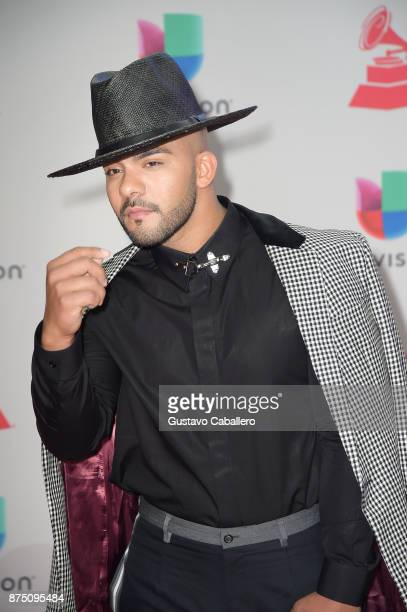 Gabriel attends the 18th Annual Latin Grammy Awards at MGM Grand Garden Arena on November 16 2017 in Las Vegas Nevada