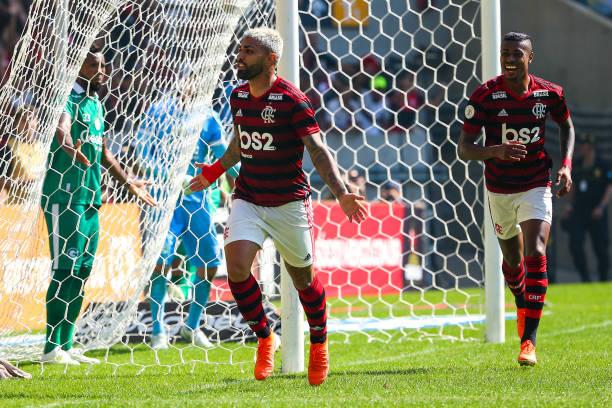 Flamengo v Goias - Brasileirao Series A 2019