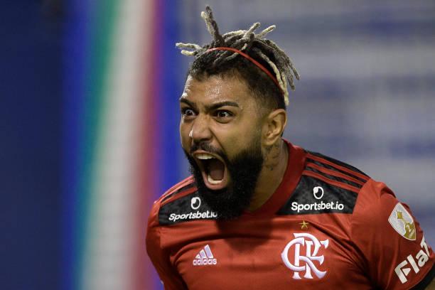 ARG: Velez Sarsfield v Flamengo - Copa CONMEBOL Libertadores 2021