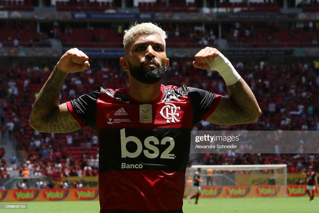 Flamengo v Athletico PR - Supercopa do Brasil : News Photo