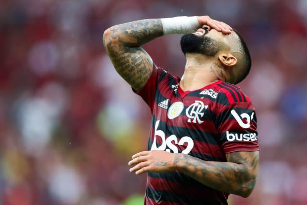 Flamengo v Palmeiras - Brasileirao Series A 2019