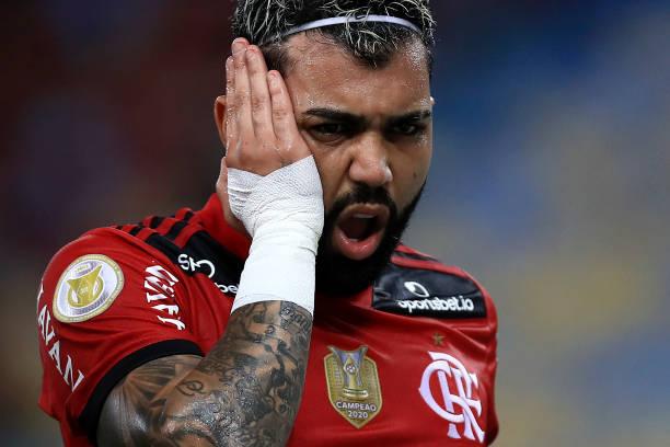 BRA: Flamengo v Cuiaba - Brasileirao 2021