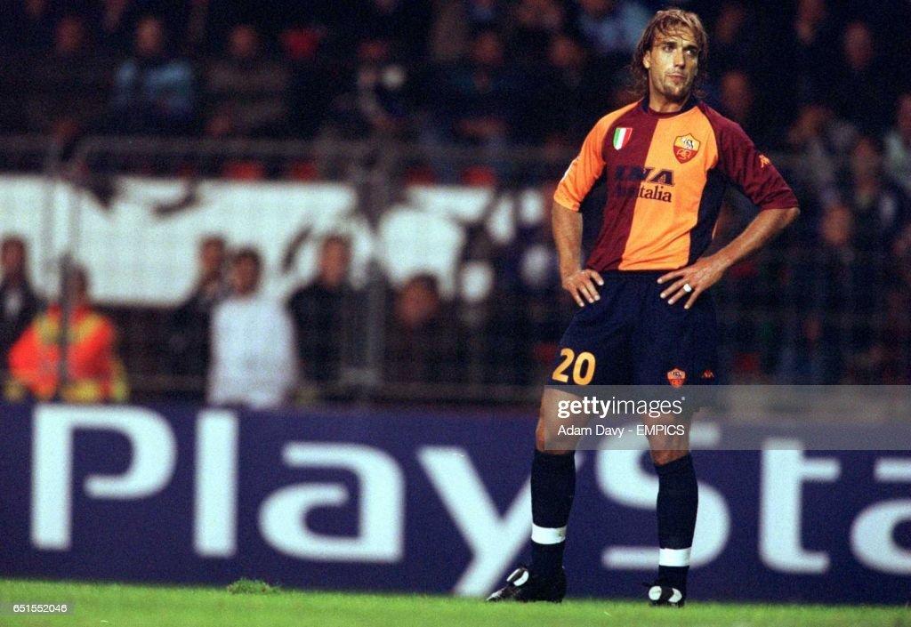 Soccer - UEFA Champions League - Group A - Anderlecht v Roma : News Photo