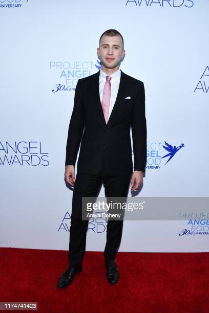 Gabriel Butu at Project Angel Food's Angel Awards Gala at Project Angel Food on September 14 2019 in Los Angeles California