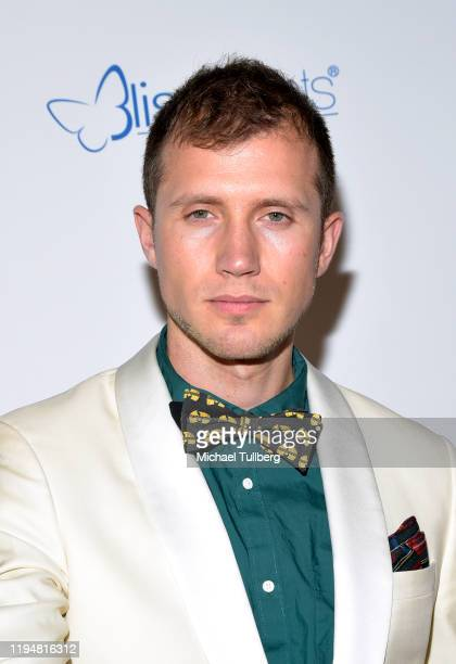 Gabriel Butu attends the 4th annual Holiday Gala to benefit Children's Hospital Los Angeles at The Study on December 18 2019 in Hollywood California