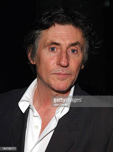 Gabriel Byrne during 31st Annual Toronto International Film Festival 'Jindabyne' Premiere Red Carpet in Toronto Ontario Canada