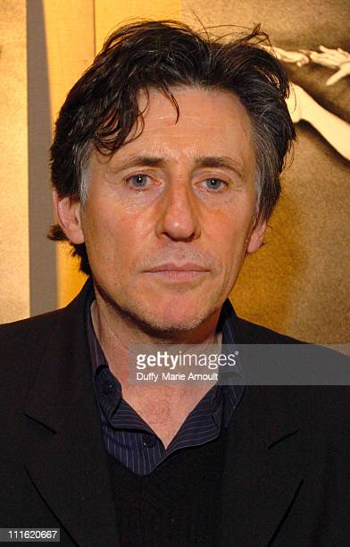 Gabriel Byrne during Film Society of Lincoln Center Presents Miller's Crossing at Walter Reade Theater in New York City New York United States