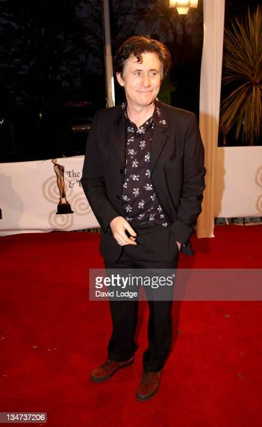 Gabriel Byrne during The Irish Film and Television Awards 2004 Arrivals at The Burlington Hotel in Dublin Ireland