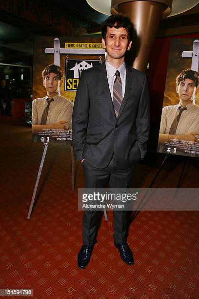 Gabriel Diani at The Los Angeles Screening DVD Launch Of The Selling at American Cinematheque's Egyptian Theatre on October 22 2012 in Hollywood...