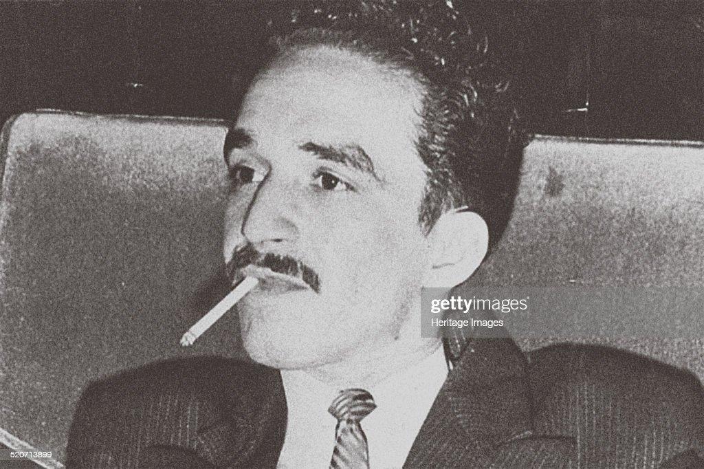 Gabriel García Márquez Artist: Anonymous : News Photo