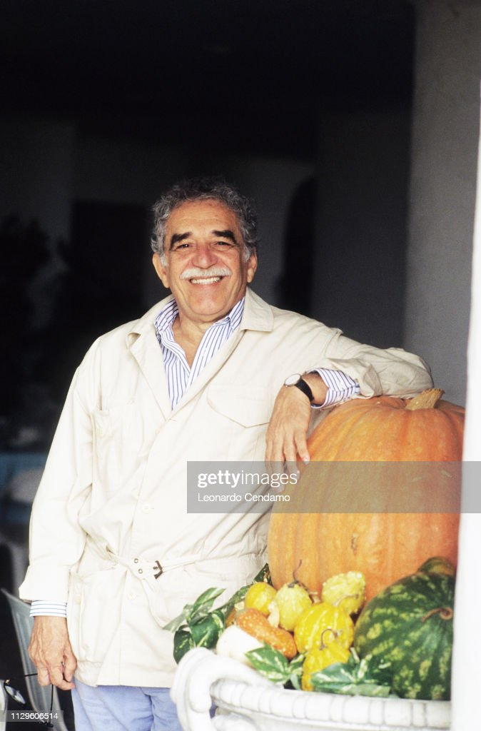 Gabriel Garcia Marquez : News Photo