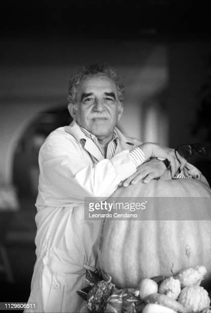 Gabriel Garcia Marquez Colombian writer novelist Nobel Prize Lido Italy
