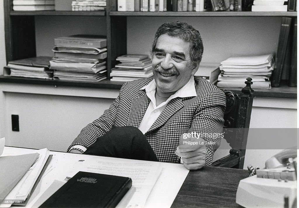 Gabriel Garcia Marquez : News Photo