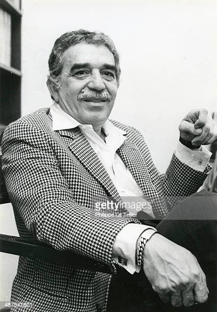 Gabriel Garcia Marquez for his book Chronicle of a Death Foretold 1981