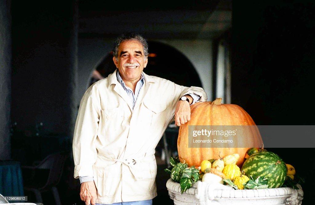 Gabriel Garcia Marquez : Fotografía de noticias