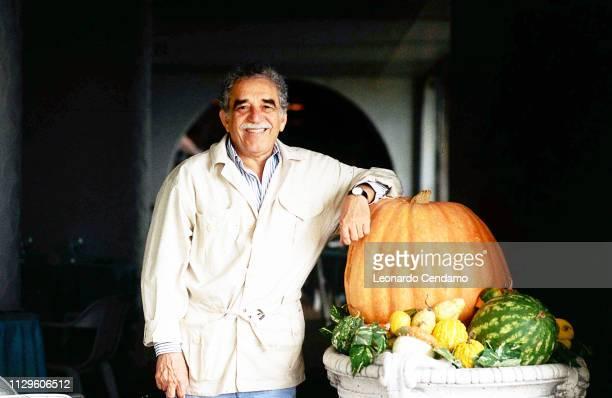 Gabriel Garcia Marquez Nobel Prize Letterature 1982 Lido Italy 1982