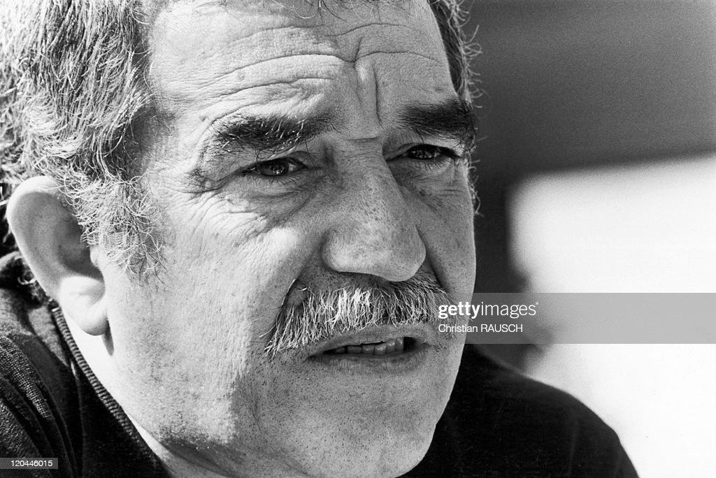 Gabriel Garcia Marquez, Writer In Havana, Cuba In 1982 - : News Photo