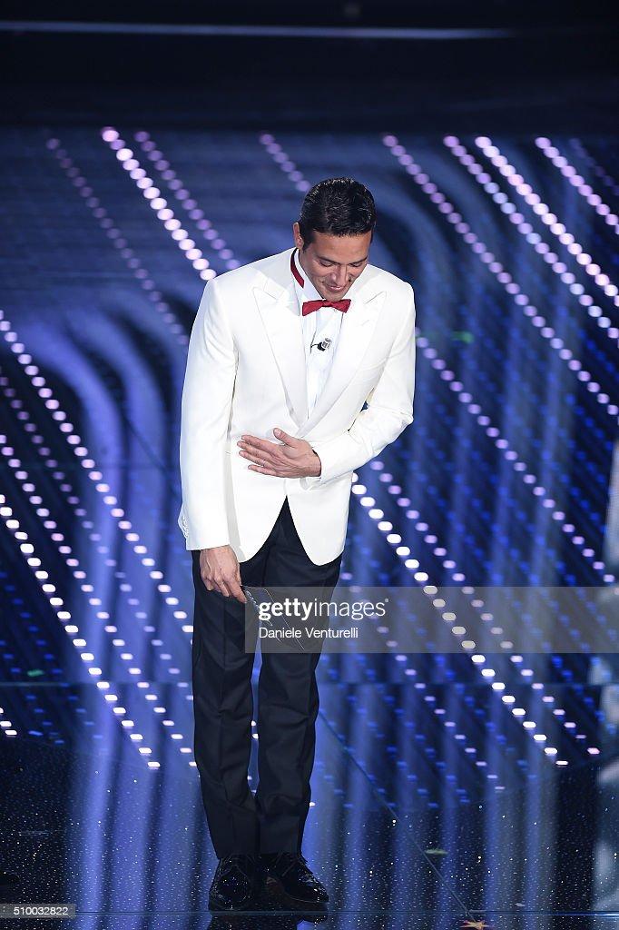 Sanremo 2016 - Day 5 - Closing Night
