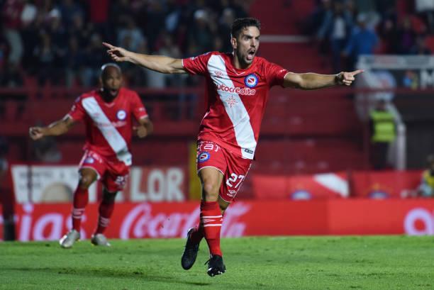 ARG: Argentinos Juniors v Patronato - Superliga 2019/20