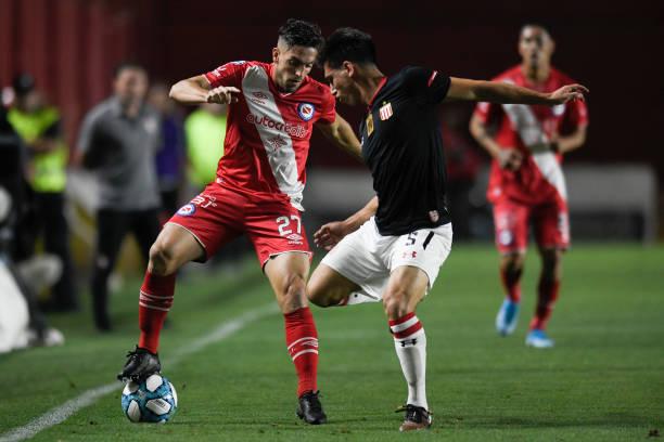 ARG: Argentinos Juniors v Estudiantes - Superliga 2019/20