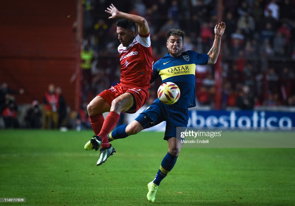 ARG: Argentinos Juniors v Boca Juniors - Copa de la Superliga 2019