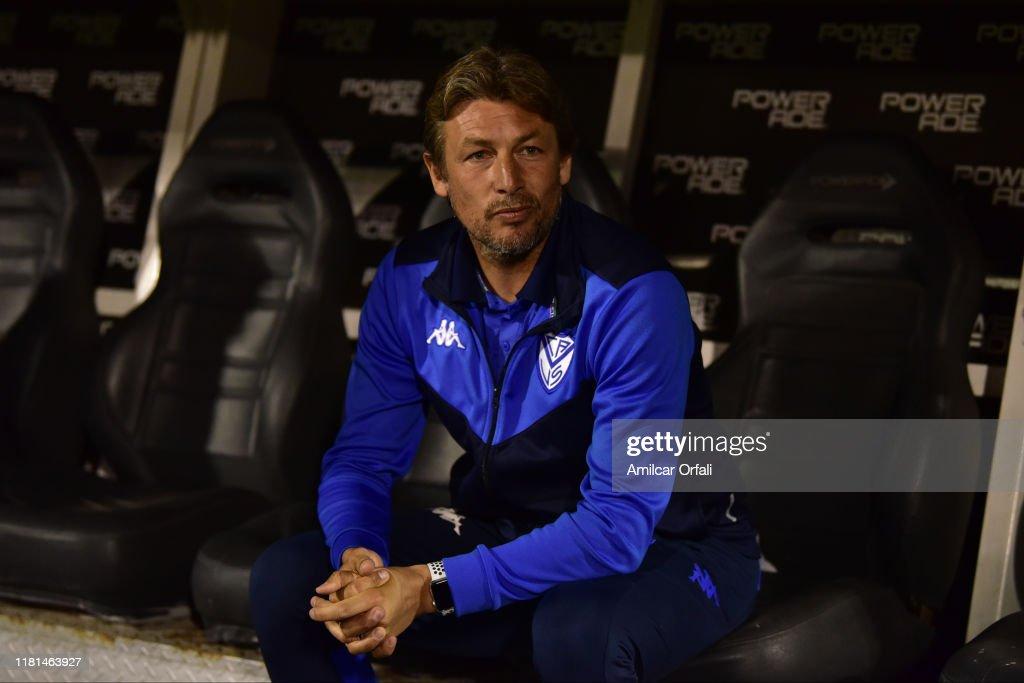 Velez v Boca Juniors - Superliga 2019/20 : News Photo
