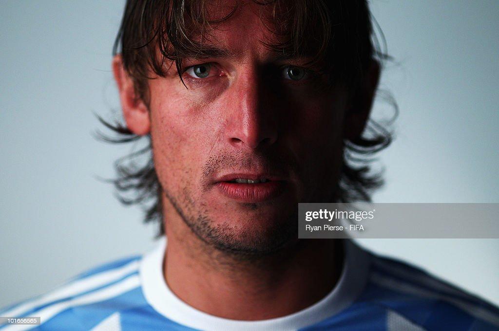 Argentina Portraits - 2010 FIFA World Cup