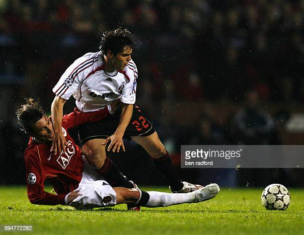 4 418 Manchester United V Ac Milan Photos And Premium High Res Pictures Getty Images