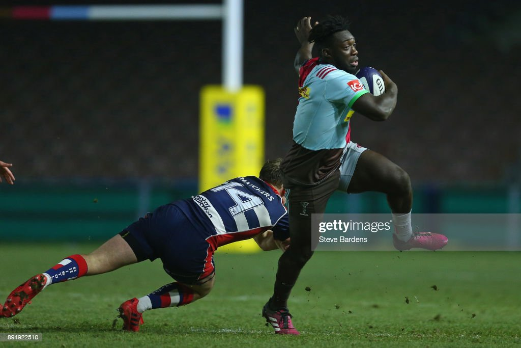 Harlequins A v Bristol United- Aviva A League