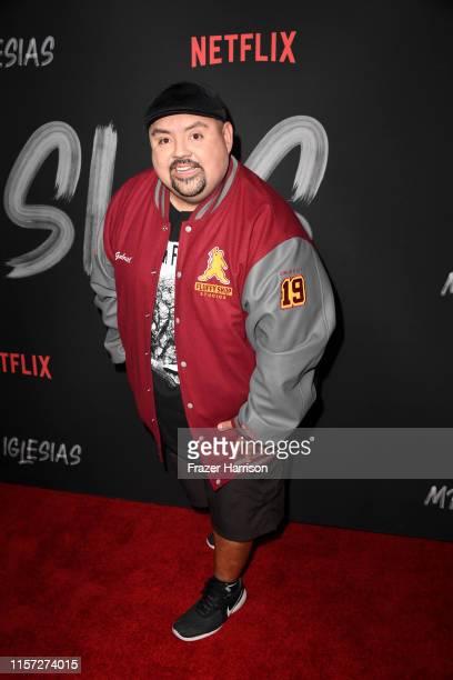 Gabriel Iglesias attends the Season 1 Premiere Of Netflix's Mr Iglesias at Regal Cinemas LA Live on June 20 2019 in Los Angeles California