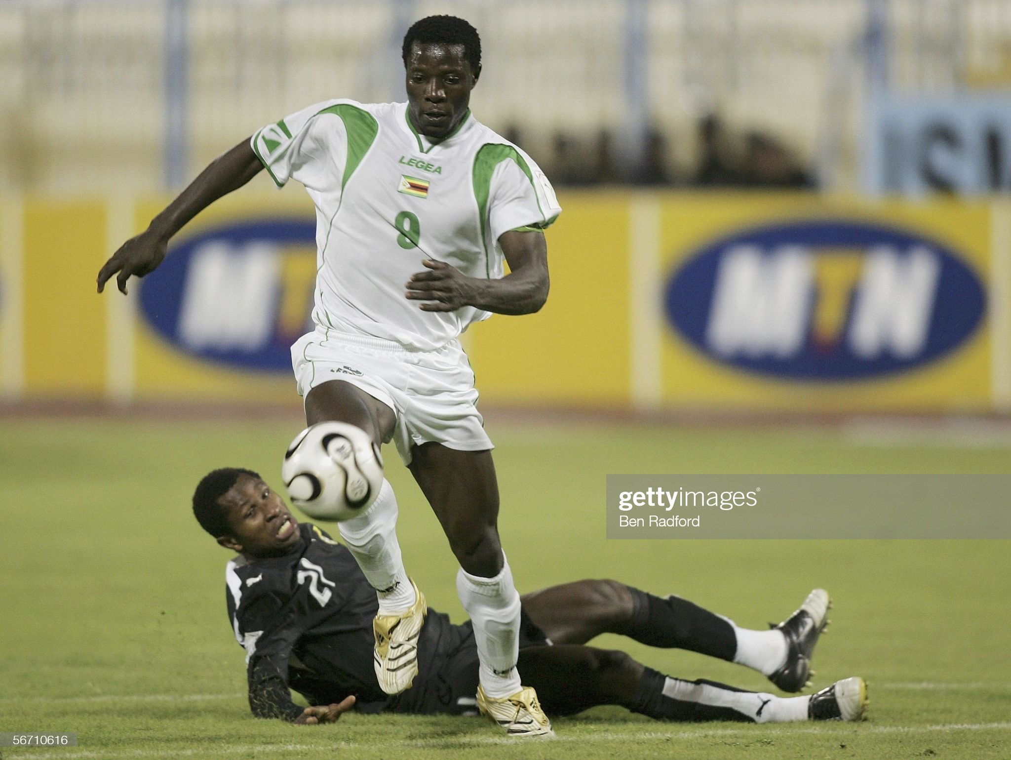 African Cup of Nations Ghana v Zimbabwe : News Photo