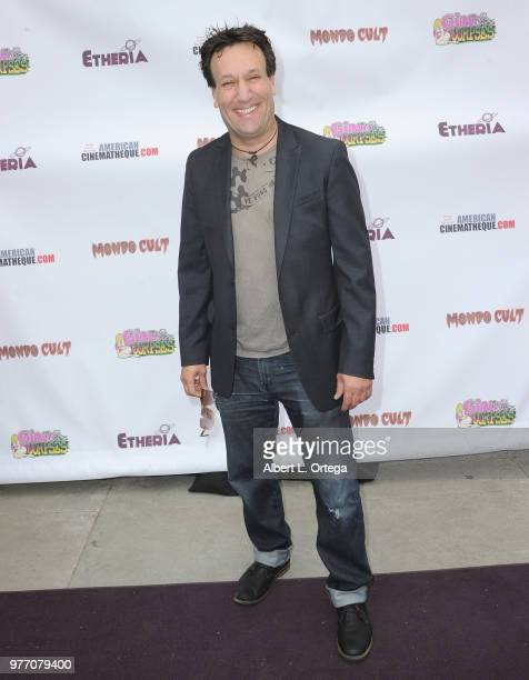 Gabriel Jarret arrives for the 2018 Etheria Film Night held at the Egyptian Theatre on June 16 2018 in Hollywood California