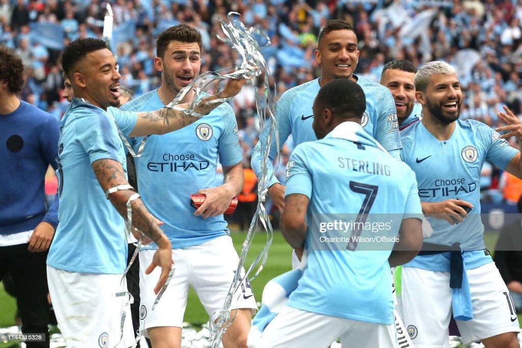 Manchester City v Watford - FA Cup Final : ニュース写真