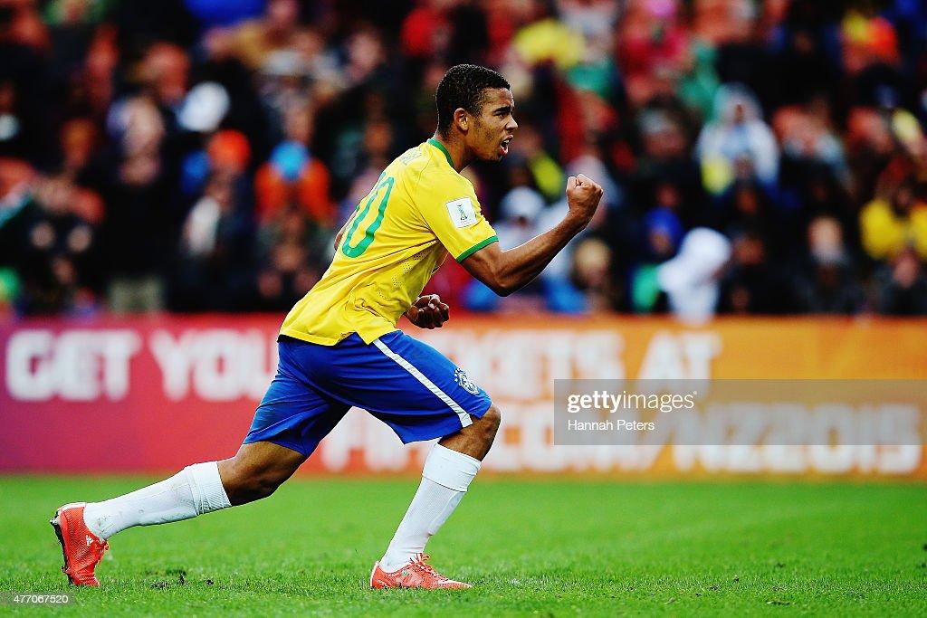 Brazil v Portugal: Quarter Final - FIFA U-20 World Cup New Zealand 2015