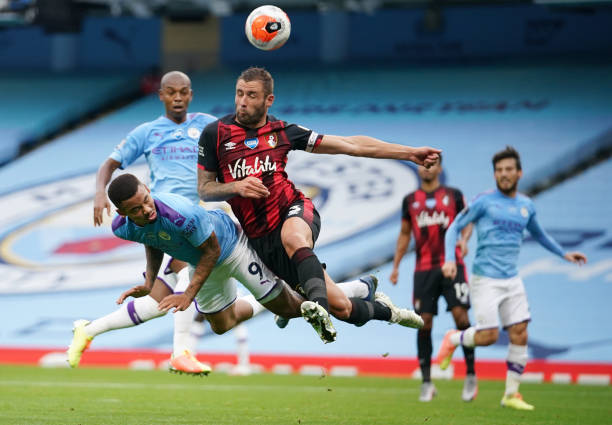 GBR: Manchester City v AFC Bournemouth  - Premier League
