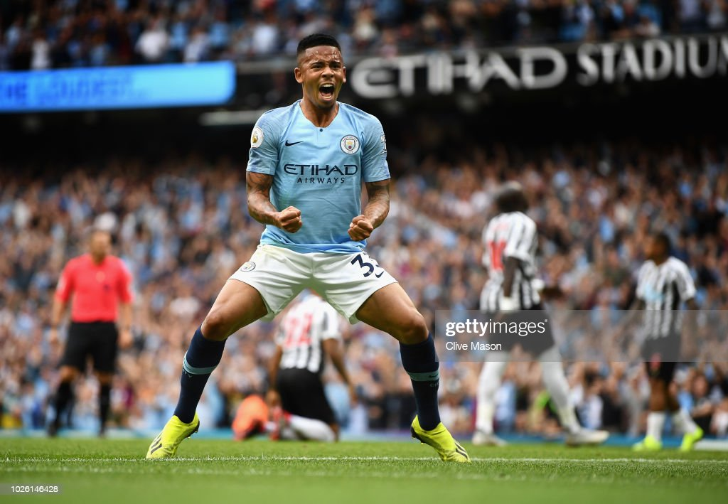 Manchester City v Newcastle United - Premier League : News Photo
